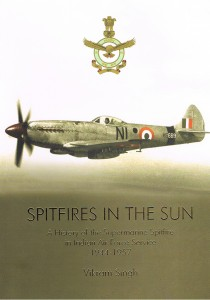 Spitfires in the Sun