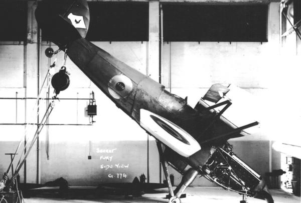 Fury mk ii Hawker Fury Mk.ii While