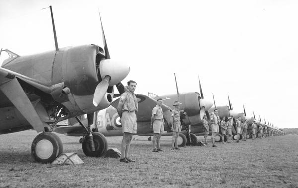 No. 453 Squadron RAAF